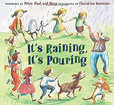 It's Raining, It's Pouring [With CD (Audio)] 9781936140770