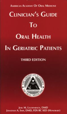 Oral Health in Geriatric Patients 9781936176366