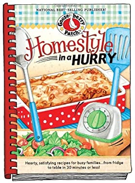Homestyle in a Hurry 9781936283033