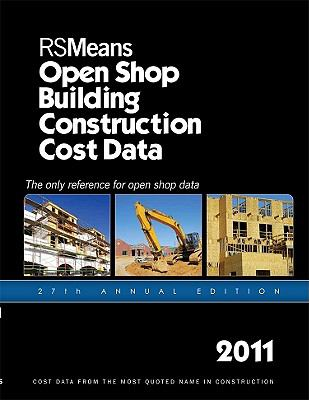 RSMeans Open Shop Building Construction Cost Data 9781936335152