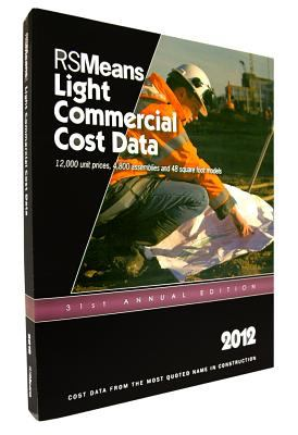 RSMeans Light Commercial Cost Data 9781936335404