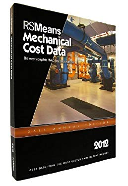 RSMeans Mechanical Cost Data 9781936335411
