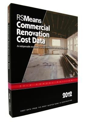 RSMeans Commercial Renovation Cost Data 9781936335442