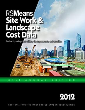 RSMeans Sitework & Landscape Cost Data 9781936335466
