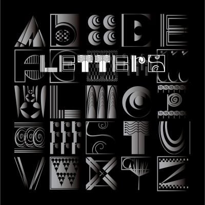 Letters: Building an Alphabet with Art and Attitude 9781936342143
