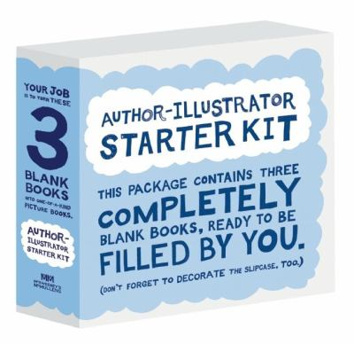Author-Illustrator Starter Kit 9781936365456