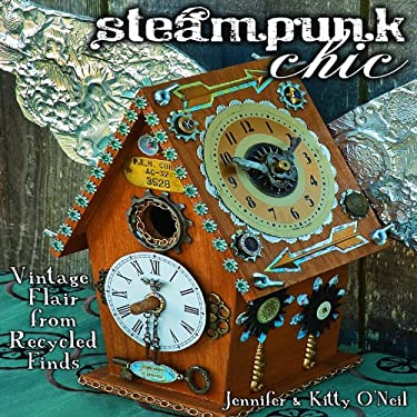 Steampunk Chic 9781936708086
