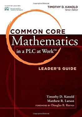 Common Core Mathematics in a PLC at Work 9781936765478