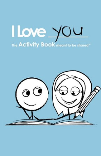 The Lovebook Activity Book for Boy/Girl Couples 9781936806003