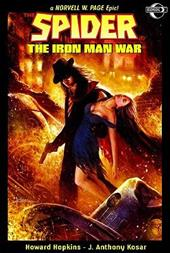 The Spider: The Iron Man War 13192215