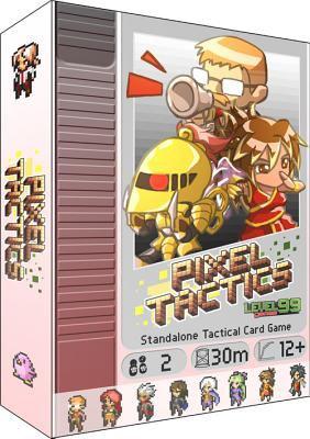 Pixel Tactics Card Game