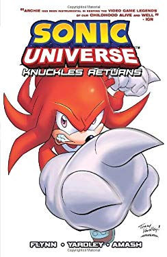 Sonic Universe 3: Knuckles Returns 9781936975129