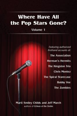 Where Have All the Pop Stars Gone? -- Volume 1 9781937317003