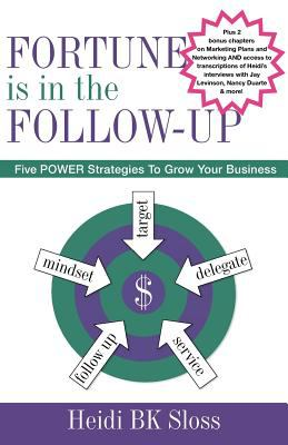 Fortune Is in the Follow-Up: Five Power Strategies to Grow Your Business 9781937445034