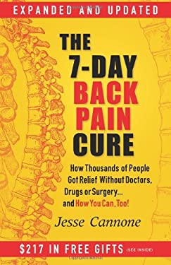 The 7-Day Back Pain Cure 9781937445119