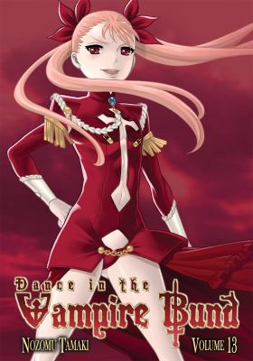 Dance in the Vampire Bund Vol. 13 9781937867027