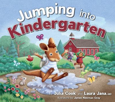 Jumping Into Kindergarten