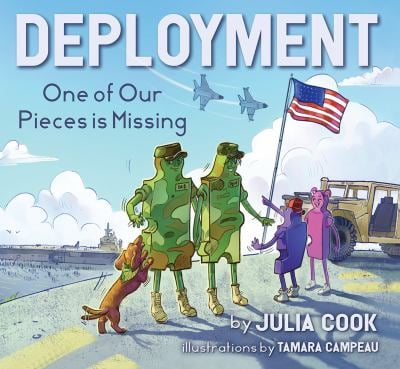 Deployment: One of Our Pieces is Missing (National Center for Youth Issues)