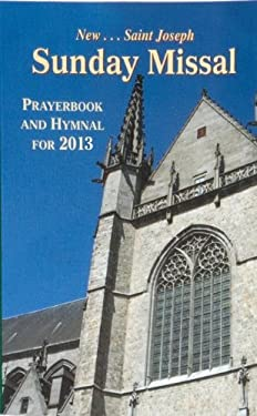 St. Joseph Sunday Missal & Hymnal: For 2013