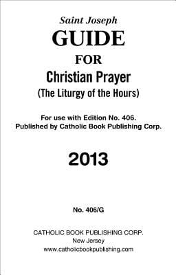 Guide for Christian Prayer: Liturgy of the Hours 9781937913342
