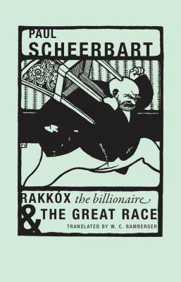 Rakkx the Billionaire & The Great Race