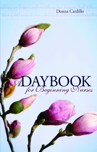 A Daybook for Beginning Nurses 9781930538870