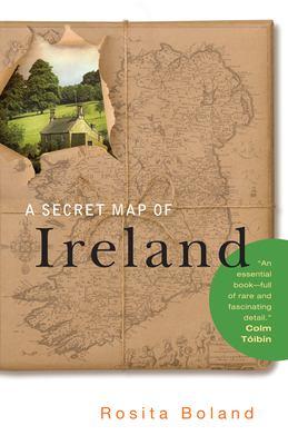 A Secret Map of Ireland 9781934848272
