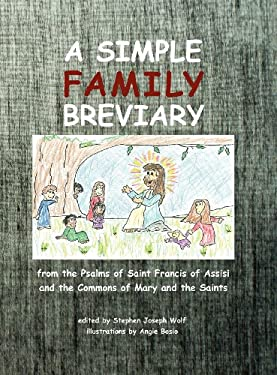 A Simple Family Breviary, Large Print Edition 9781937081096