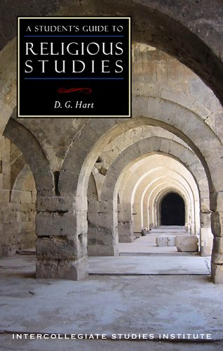 A Student's Guide to Religious Studies 9781932236583