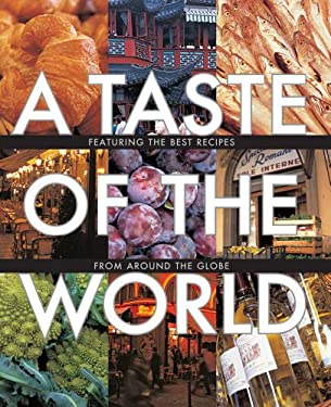 A Taste of the World 9781934533116