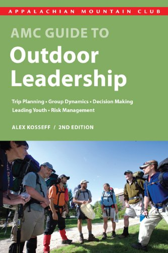 AMC Guide to Outdoor Leadership 9781934028414