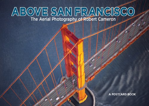 Above San Francisco Postcard Book