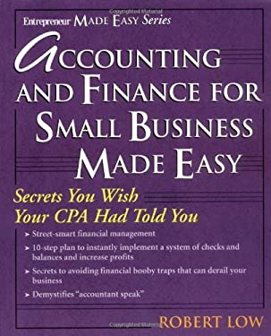 Accounting and Finance Made Easy 9781932531176