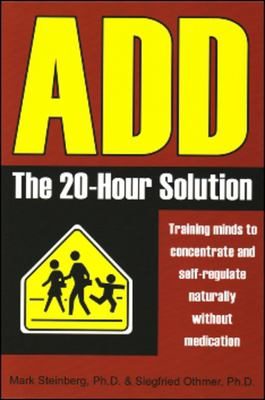 Add: The 20-Hour Solution 9781931741378