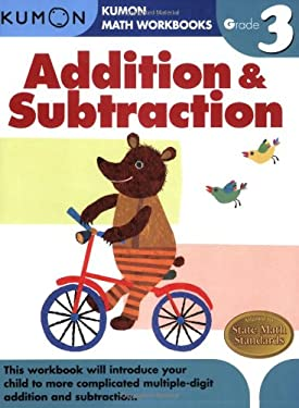 Addition & Subtraction Grade 3 9781933241531