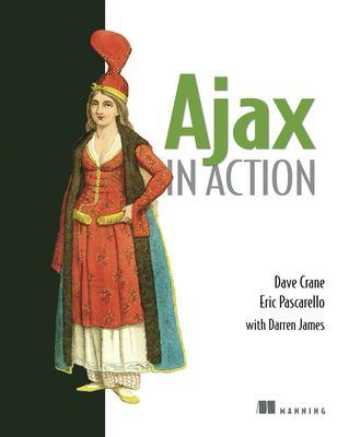 Ajax in Action 9781932394610