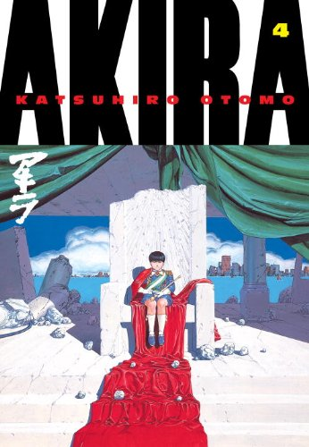 Akira, Volume 4 9781935429067