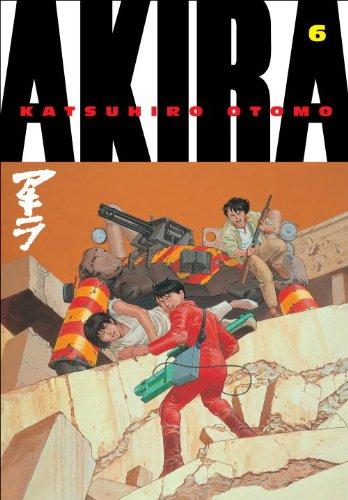Akira, Volume 6 9781935429081