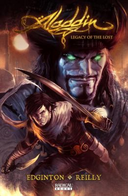 Aladdin: Legacy of the Lost, Book One 9781935417248