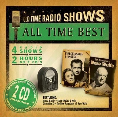 All Time Best: Old Time Radio