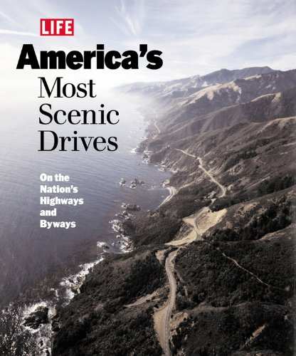 America's Most Scenic Drives: On the Nation's Highways and Byways 9781932273212