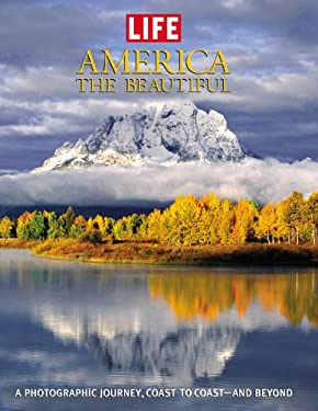 America the Beautiful: A Photographic Journey, Coast to Coast--And Beyond [With Ansel Adams Print] 9781933821153