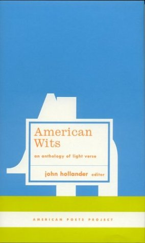 American Wits: An Anthology of Light Verse 9781931082495