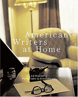 American Writers at Home 9781931082754