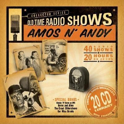 Amos N' Andy: Old Time Radio Shows 9781932806083