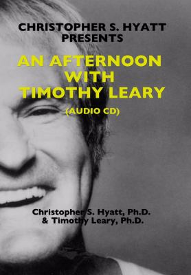 An Afternoon with Timothy Leary CD 9781935150077