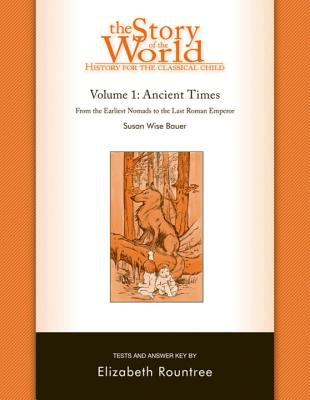 Ancient Times: Tests and Answer Key 9781933339214