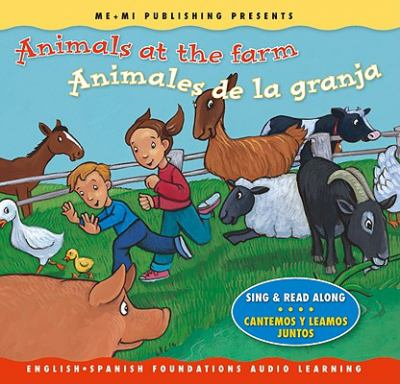 Animals at the Farm/Animales de La Granja 9781931398619