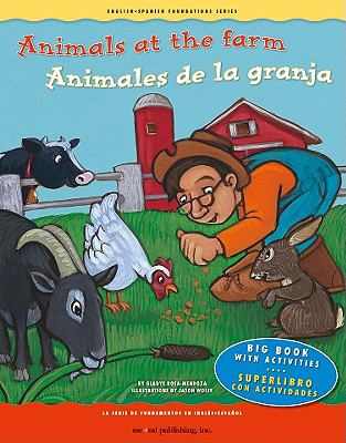 Animals at the Farm / Animales de La Granja 9781931398893