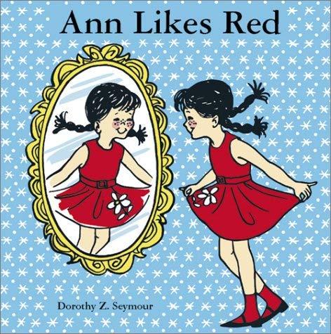 Ann Likes Red 9781930900127